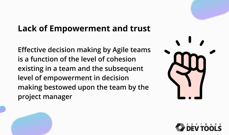 effective decision making by Agile teams